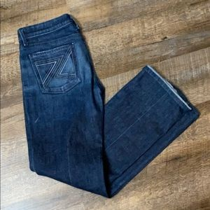 7 For All Mankind jeans  28x31